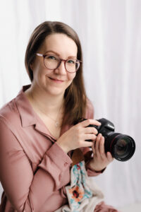 Valokuvaajan omakuva